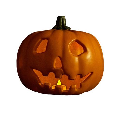 """Prop - """"Halloween"""" Light Up Pumpkin"""