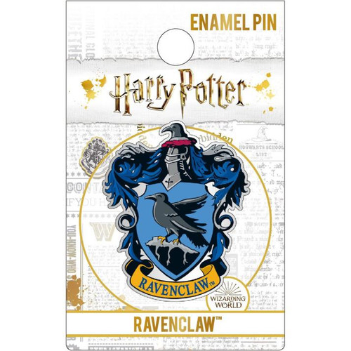 Pin - HP Ravenclaw Crest Enamel