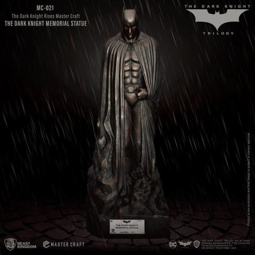 "Figure DC - Dark Knight Memorial Statue League (The Dark Knight Rises) "" Master Craft Statue"
