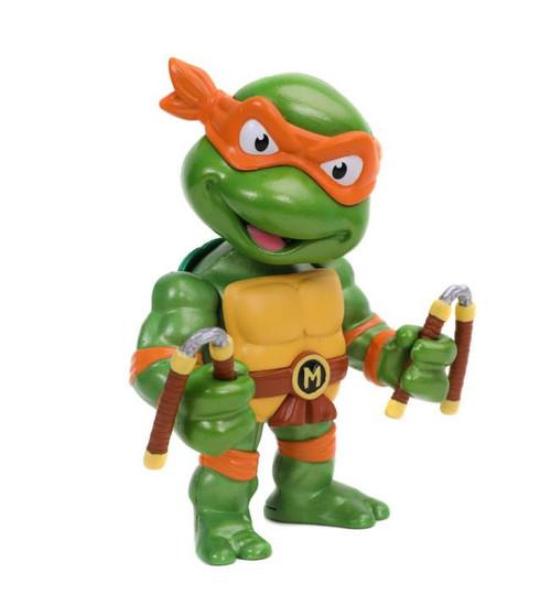 """Model Figure - (Michelangelo) Teenage Mutant Ninja Turtles 4"""" [Die-Cast Metal]"""