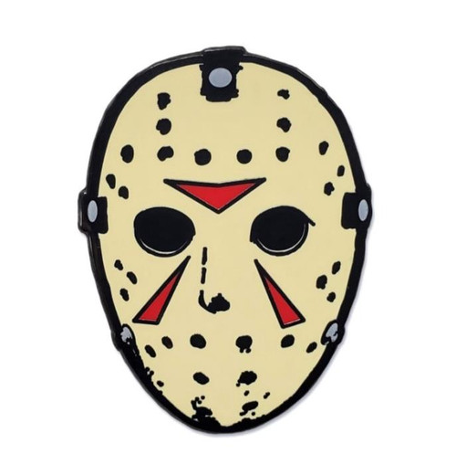 "Horror (Enamel Pin) Jason Mask ""Friday the 13"""