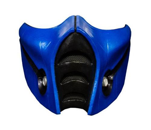 Mask - Mortal Kombat Prop - Sub Zero