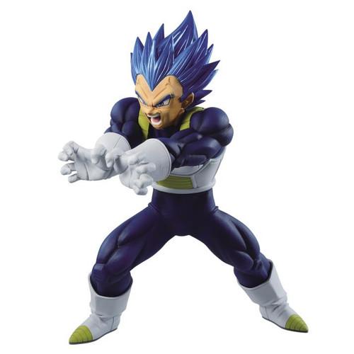 Figure Anime - (Vegeta SSG) Dragon Ball Super Maximatic