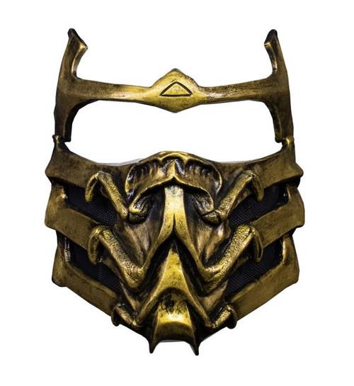 Mask - Mortal Kombat Prop - Scorpion