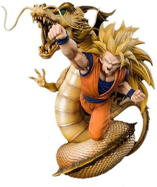 "Figure Anime - Super Saiyan 3 Son Goku (Dragon Fist Explosion) ""Dragon Ball"" Figuarts ZERO"