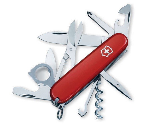 Victorinox Explorer Multi Tool Red [16 Tools] VN53791