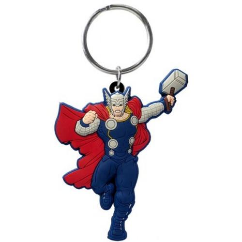 Marvel Avengers Thor PVC Keychain