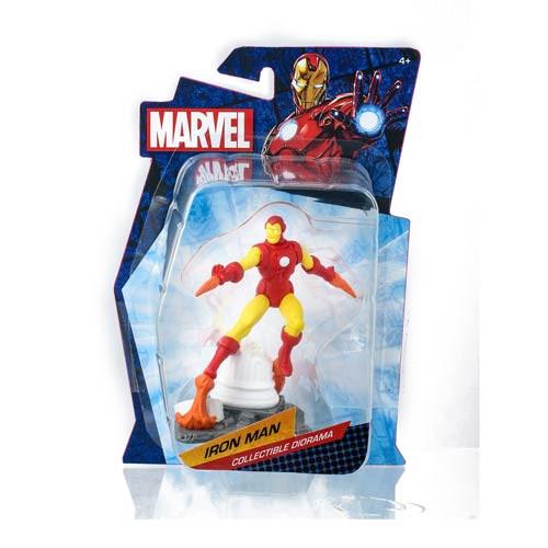 Iron Man Mini Figure