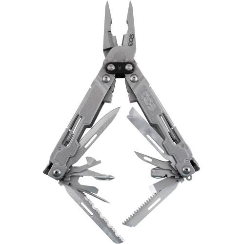 SOG PowerAccess Multi Tool Gray [18 Tools] PA1001-CP