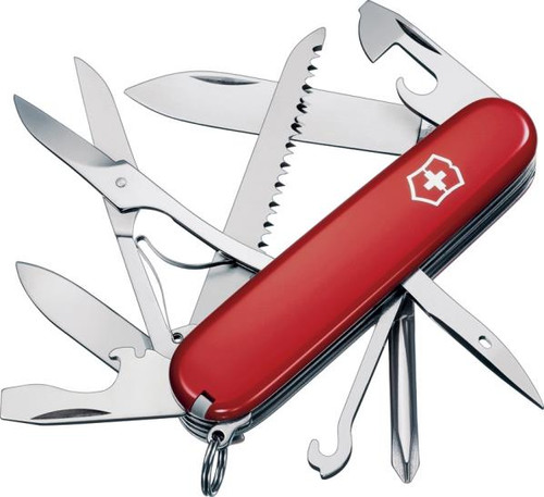 Victorinox FieldMaster Multi Tool Red [15 Tools] VN53931
