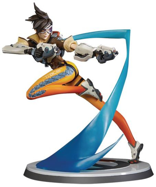 Overwatch Tracer Limited Edition Statue