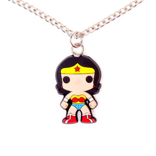 Wonder Woman Pop Heroes Necklace