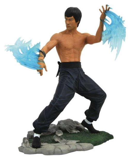 Bruce Lee Water Statue