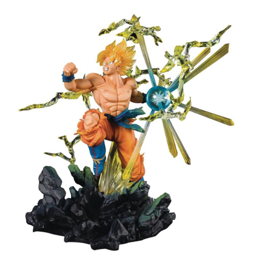 Dragon Ball Super Saiyan Son Goku FiguartsZERO Bandai Spirits Statue