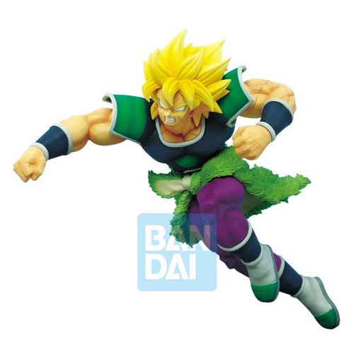 Dragon Ball Super Saiyan Broly Banpresto Statue