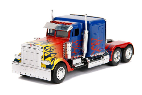 Model Car - 1:32 Optimus Prime (BLUE)