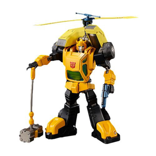 Flame Toys Model - Bumble Bee Transformers
