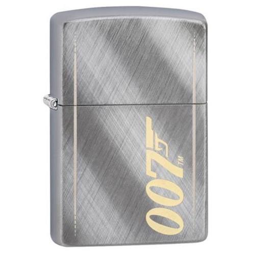007-James Bond Two Tone Zippo