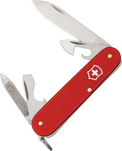 Victorinox Cadet Multi Tool Red [9 Tools] VN53043