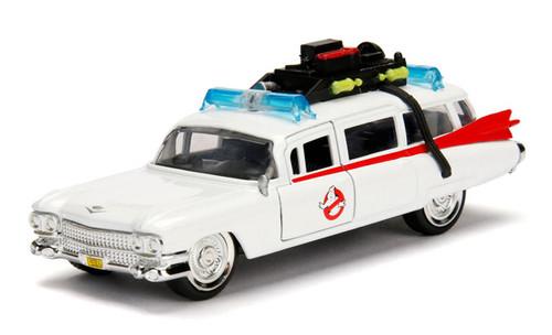 Model Car - 1:32 Ghostbusters ECTO-1 Cadillac Ambulance B175