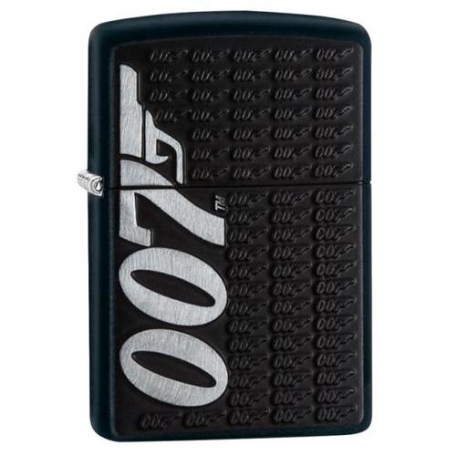 007 Emblem James Bond Zippo