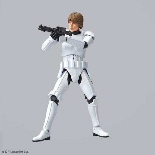 Star Wars - Luke Skywalker Stormtrooper 1/12 (Bandai)