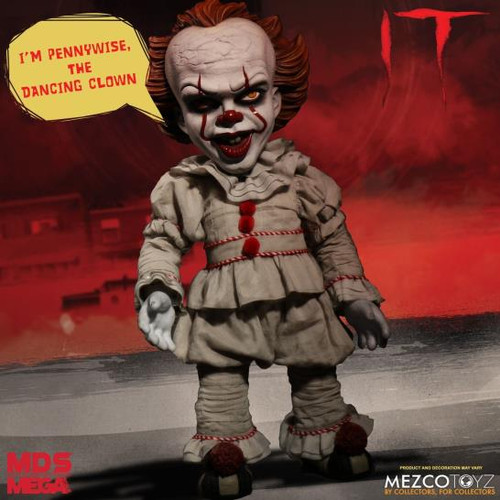 """Pennywise - IT (2017) Mega Scale Talking 15"""""""