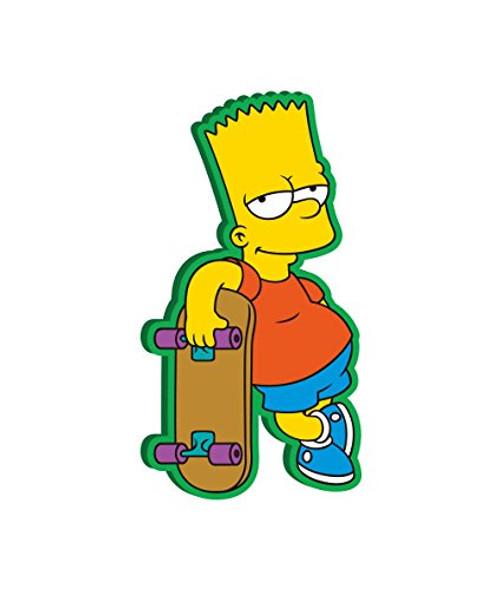 Magnet - Bart Simpson Soft Touch PVC