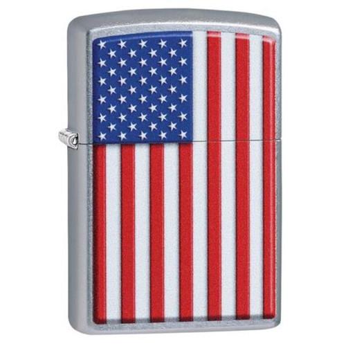 American Flag Patriotic Zippo