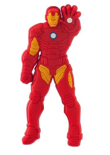 Magnet - Iron Man Soft Touch PVC