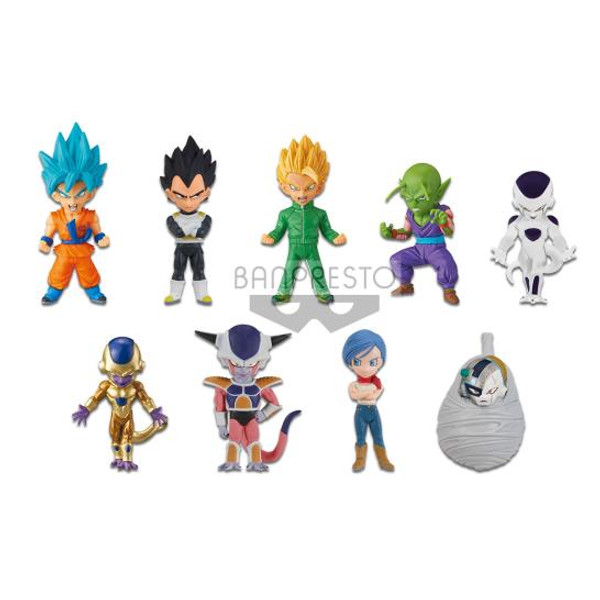 DBZ World Collectible Resurrection F (Assorted)
