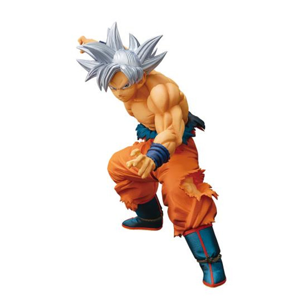 Figure Anime - Son Goku Dragon Ball Super Maximatic
