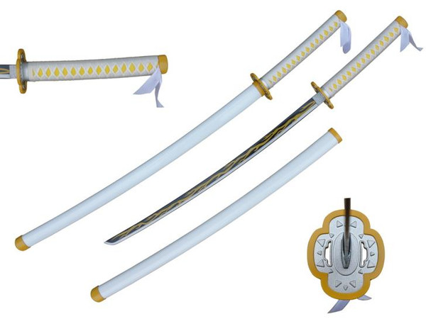 Demon Slayer Anime (Zenitsu) Katana Sword