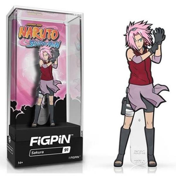 FIGPIN - Sakura (#91) Naruto Shippuden