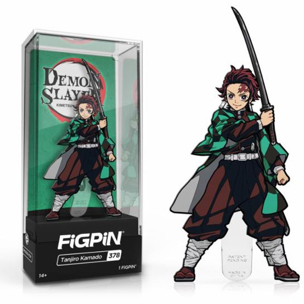 FIGPIN - Tanjiro Kamado (#378) Demon Slayer