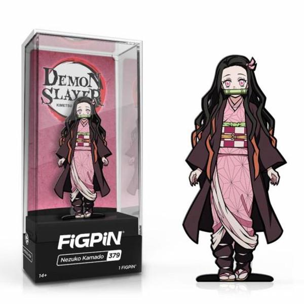 FIGPIN - Nezuko Kamado (#379) Demon Slayer