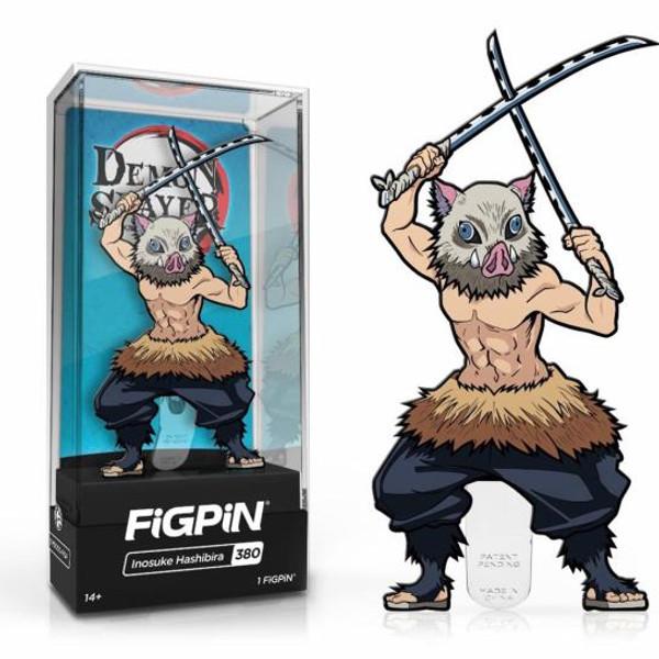 FIGPIN - Inosuke Hashibira (#380) Demon Slayer