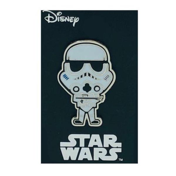 "Pin - Stormtrooper ""Star Wars"" Enamel"