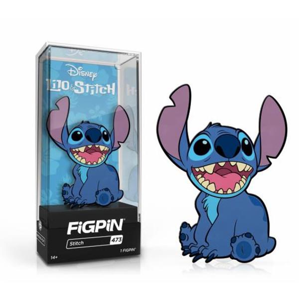 Lilo & Stitch Sitting FiGPiN #473 Enamel Pin