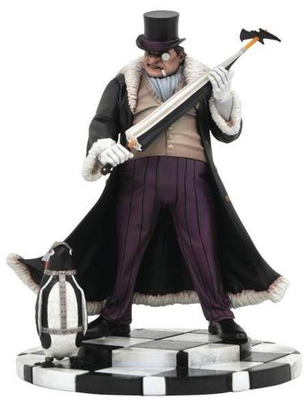Batman Penguin Gallery DC Comics Statue