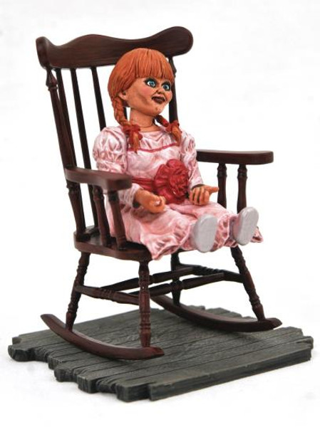 FIGURE HORROR - ANNABELLE MOVIE (GALLERY) PVC STATUE