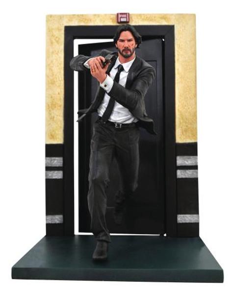 John Wick Running Gallery PVC Statue