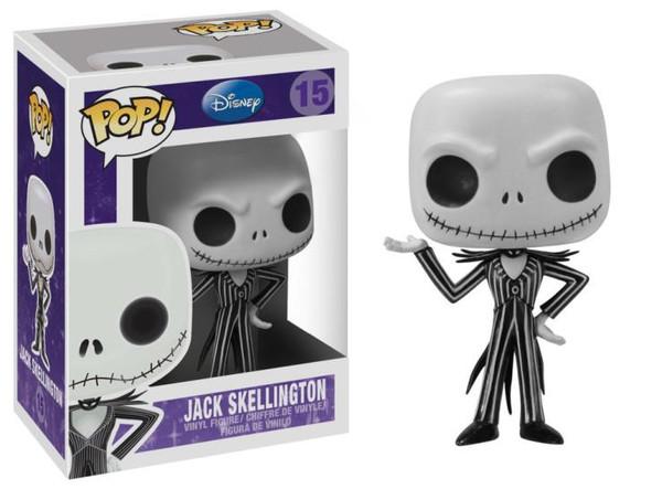 Pop! NBC Jack Skellington #15 Vinyl Figure
