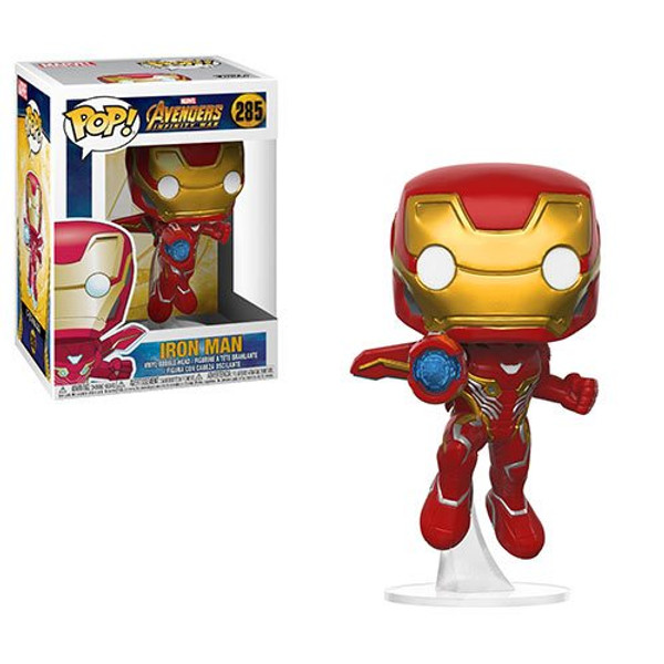 Funko POP - Infinity War - Iron Man [285]