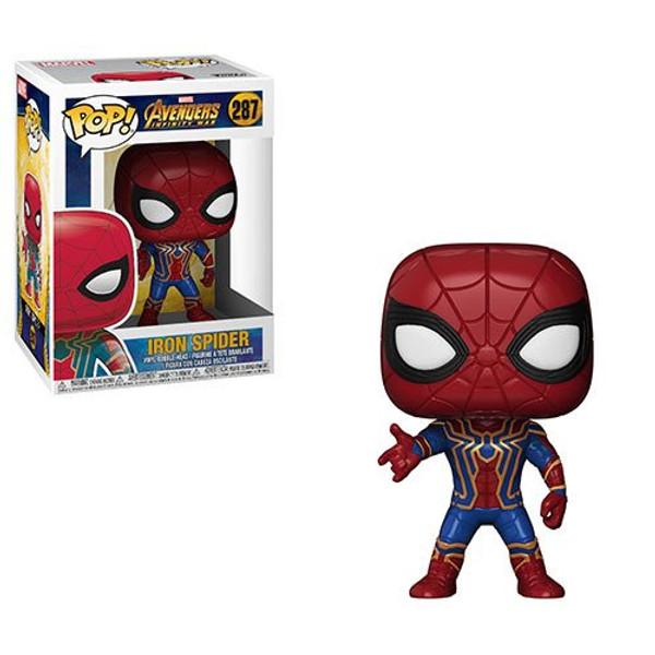 Funko POP - Infinity War - Iron Spider [287]