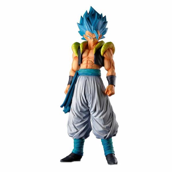 Dragon Ball Super: Broly Gogeta Super Saiyan Super Master Stars Banpresto Statue