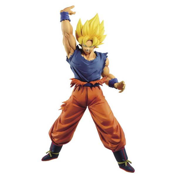 Dragon Ball Z Goku Maximatic Vol. 4 Banpresto Statue