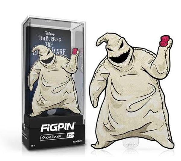 Nightmare Before Christmas Oogie Boogie FiGPiN #259 Enamel Pin