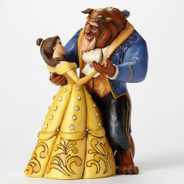 Disney - Belle & Beast Dancing Couple