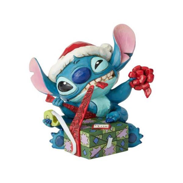 Disney - Santa Stitch Wrapping Present